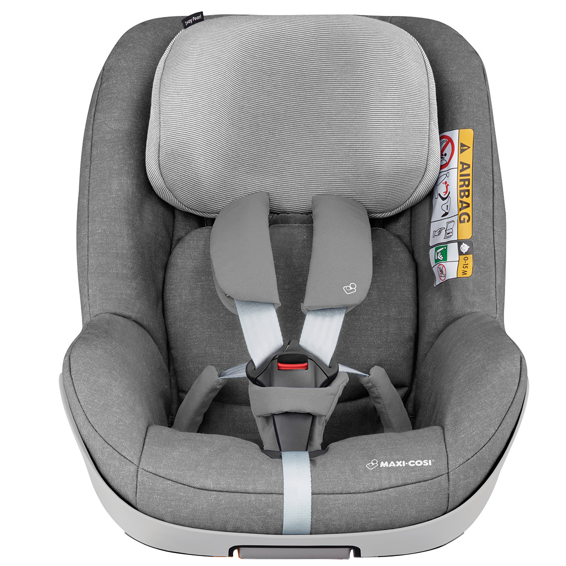 maxi cosi silla de coche 2way pearl 2018 nomad grey comprar en kidsroom sillas de coche. Black Bedroom Furniture Sets. Home Design Ideas