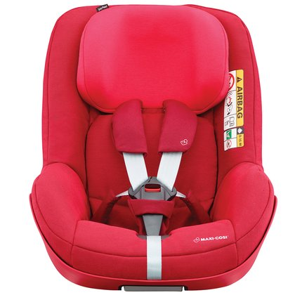 Maxi-Cosi Kindersitz 2Way Pearl Vivid Red 2018 - Großbild