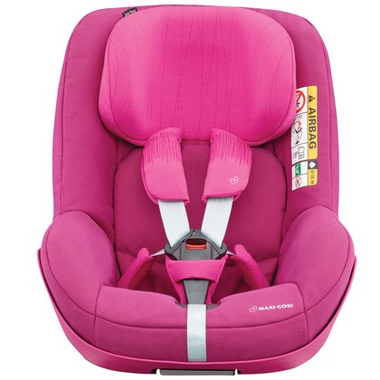 Maxi-Cosi Kindersitz 2Way Pearl Frequency Pink 2018 - Großbild