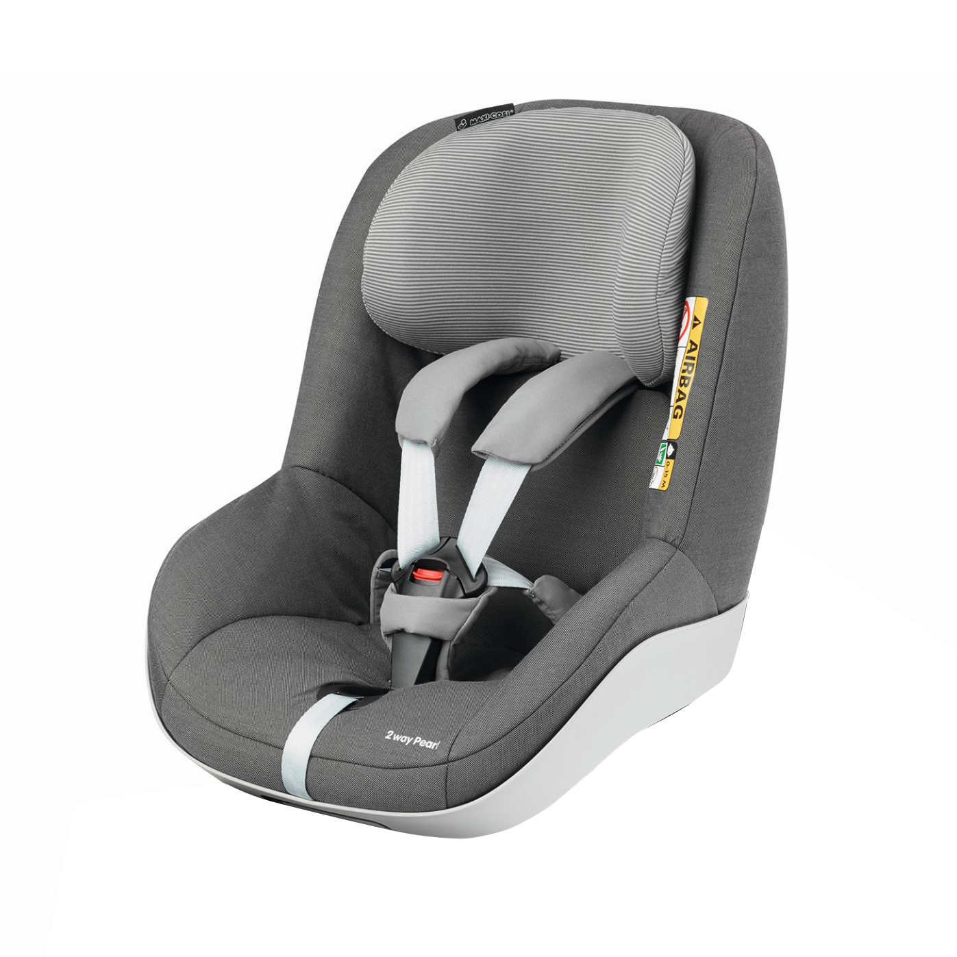 Si ge d enfant maxi cosi 2way pearl 2017 concrete grey for Siege enfant