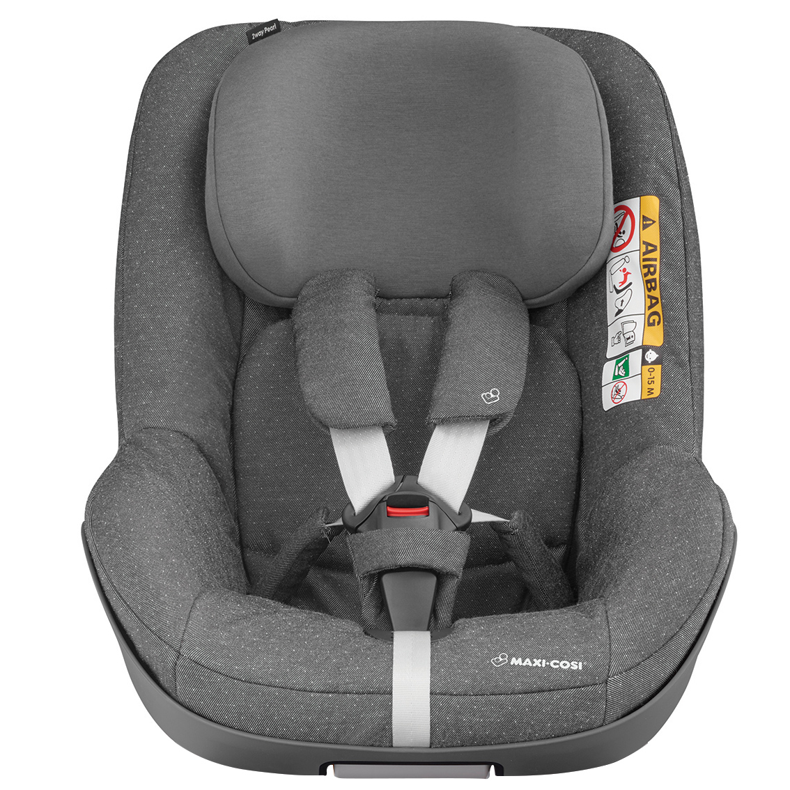 Si ge d enfant maxi cosi 2way pearl 2018 sparkling grey for Siege enfant