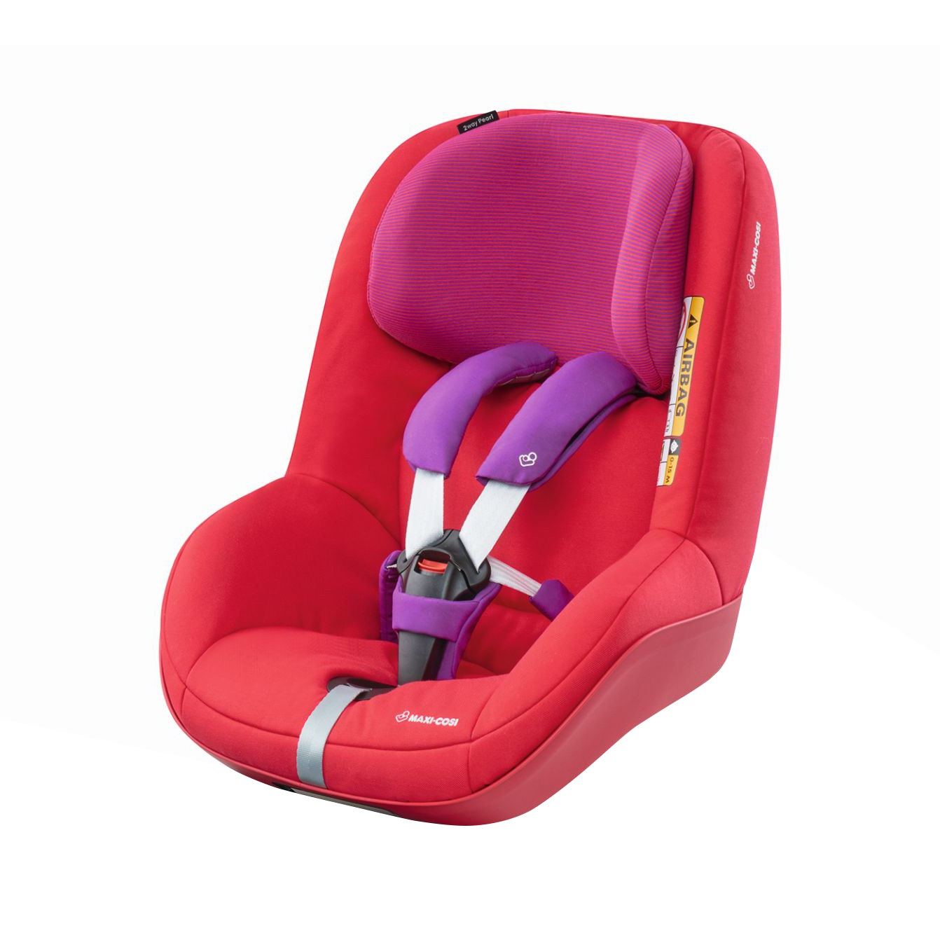 Si ge d enfant maxi cosi 2way pearl 2017 red orchid for Siege enfant