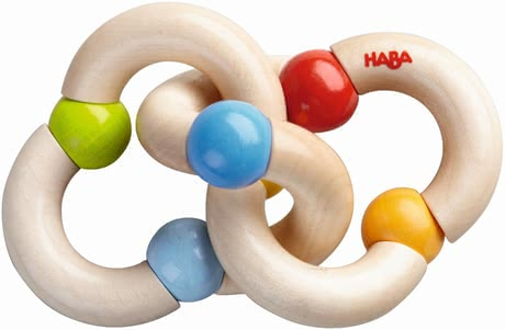 Haba Clutching toy Color Knot 2015 - large image