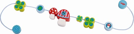Haba Stroller chain Lucky Charm 2016 - large image
