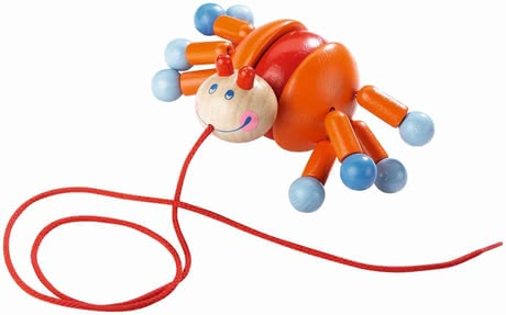 Haba Pull-along toy Calino the Crab 2016 - large image