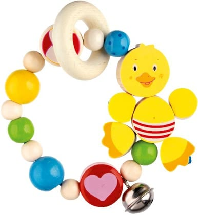 Goki elasticated touch ring Duck 2016 - large image