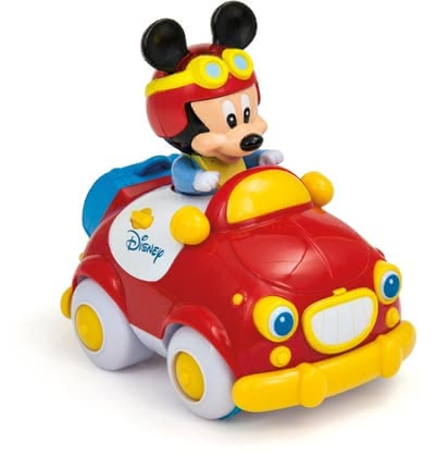 Voiture Mickey infrarouge 2016 - Image de grande taille