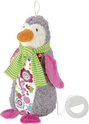 Käthe Kruse musical toy - Nana the Penguin 2015 - large image