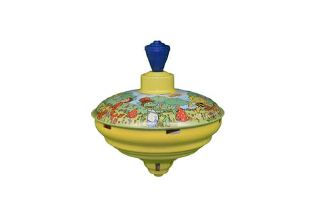 "Bolz humming top ""Maya the Bee"" - Humming tops fill children with enthusiasm all over the world for generations to keep."