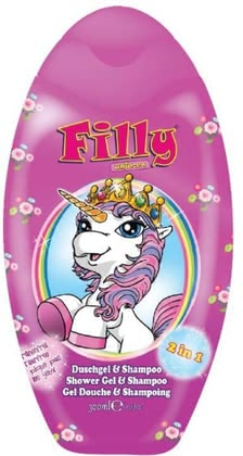 Filly 2-in-1 shower gel and shampoo 2015 - large image