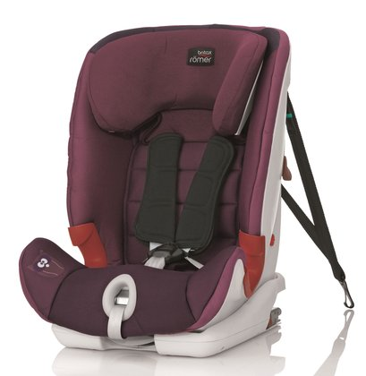 Römer Child car seat Advansafix Dark Grape 2015 - large image