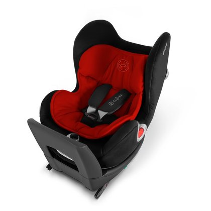 Cybex Newborn inlay for Sirona Red - red 2016 - large image