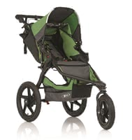 BOB Revolution Pro -  The three-wheel stroller Trekko Completo by Graco offers you and your sunshine the best comfort.