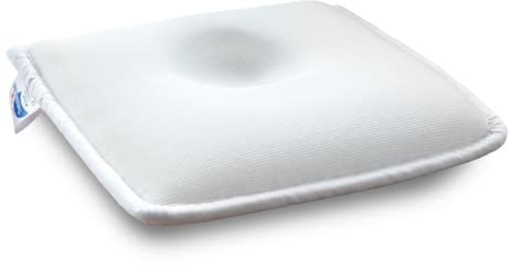 Theraline baby pillow - It keeps their favorite in an optimal sleep position, the air can circulate freely and ensures a good heat transfer.