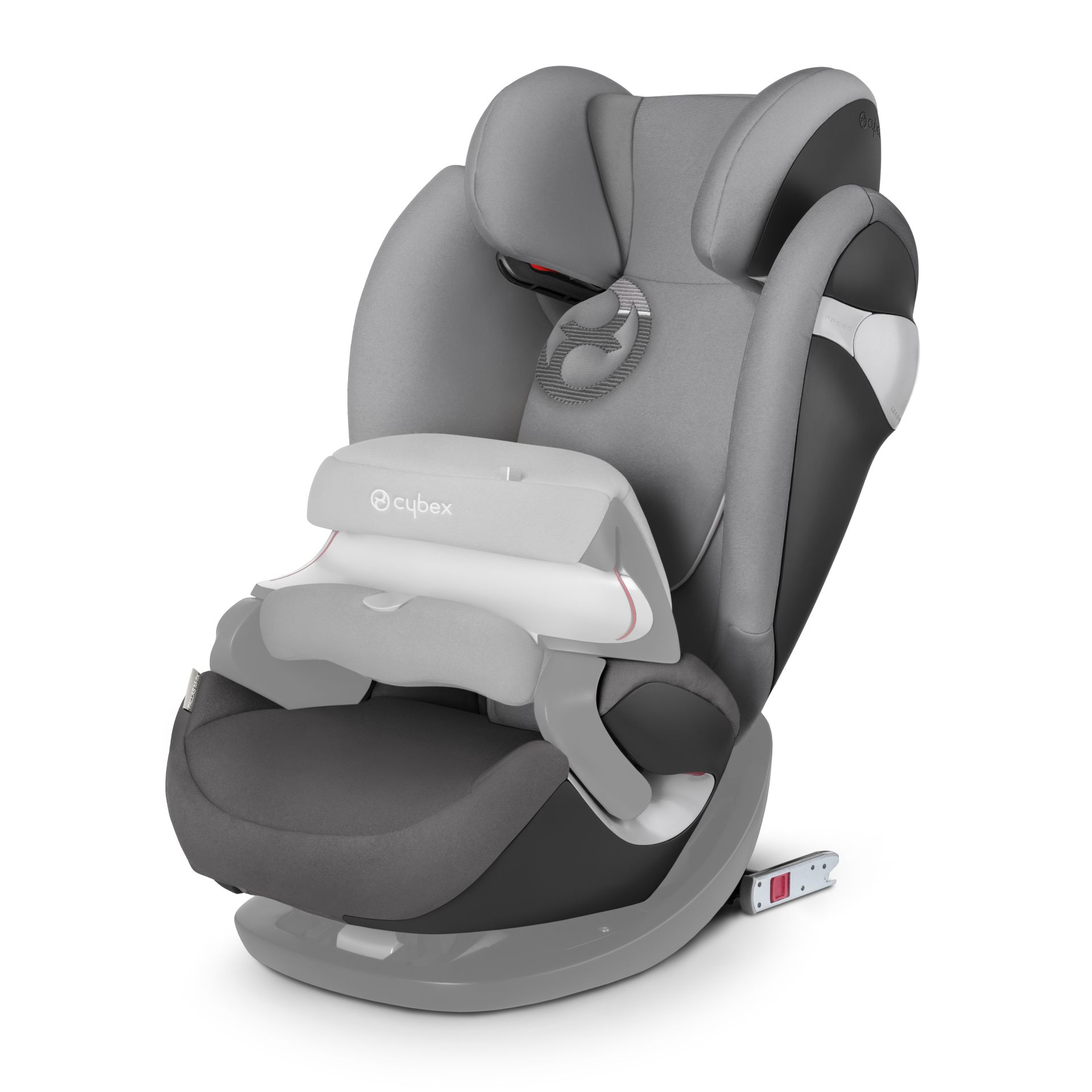 Si ge d enfant enfant cybex pallas m fix 2017 infra red for Siege enfant