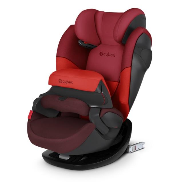 cybex kindersitz pallas m fix 2019 rumba red dark red. Black Bedroom Furniture Sets. Home Design Ideas