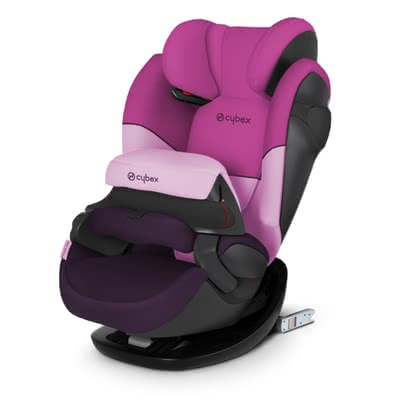 Cybex детское автокресло Pallas M-Fix Purple Rain - purple 2019 - большое изображение