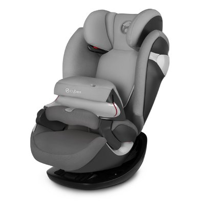 Cybex детское автокресло Pallas M Manhattan Grey - mid grey 2017 - большое изображение