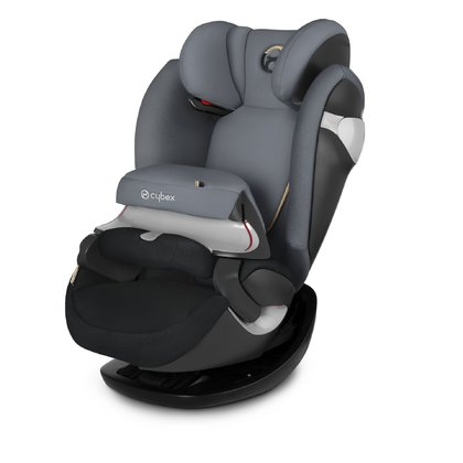 Cybex детское автокресло Pallas M Graphite Black - dark grey 2017 - большое изображение