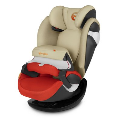 Cybex Kindersitz Pallas M Autumn Gold - burnt red 2018 2018 - Großbild