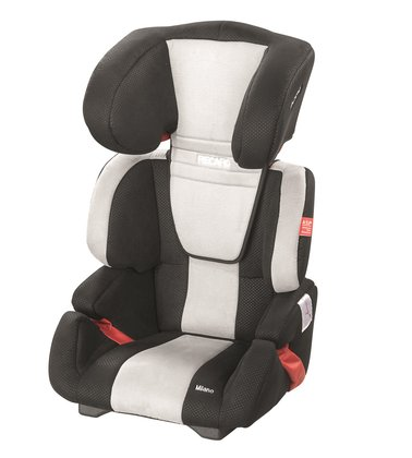 RECARO Child car seat Milano Graphite 2016 - large image