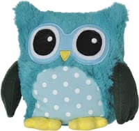 Warmies POP! Owl - Heat me little OWL! For the cheerful owls in bright colours your little sunshine will heat up immediately. The secret of fun POP! Owls?