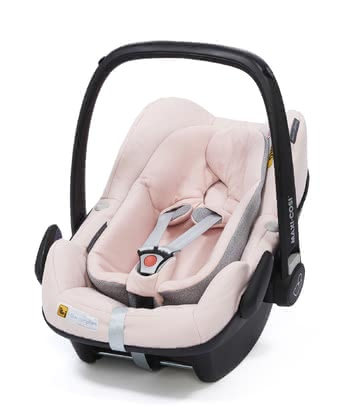 Maxi-Cosi Babyschale Pebble Plus Blush (Q-Design) 2019 - Großbild