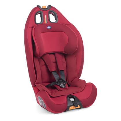 Chicco Kindersitz Gro-up 1/2/3 Red Passion 2018 - Großbild