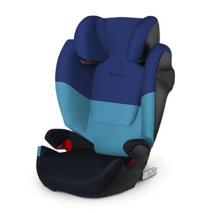Cybex Kindersitz Solution M-Fix Blue Moon - navy blue 2019 - Großbild