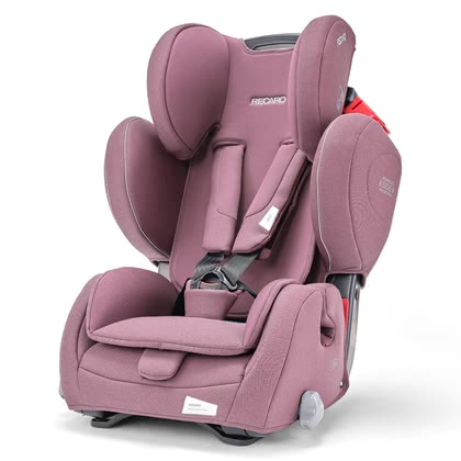 Детское автокресло Recaro Young Sport HERO Prime Pale Rose 2021 - большое изображение