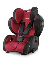 Recaro Young Sport Hero -  This seat offers a new, innovative HERO safety system which is suitable for the age group I (9 months to 4 years) and provides safety at its best. Once your child is older (age group II/III until approximately 12 years), you simply remove the 5-point harness and strap your child with the 3-point harness.