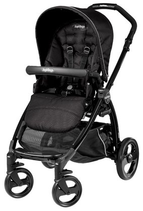 Peg-Perego Book Plus Sportivo - Black Galaxy 2015 - большое изображение