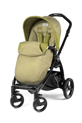 Peg-Perego Book Plus Completo - Schwarz - The Peg-Perego book plus completo impresses with smart design, simple handling and maximum comfort.