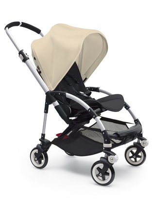 Bugaboo stroller Bee3 Naturweiß 2015 - large image