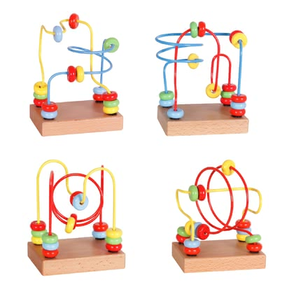Spielmaus motor bow – small - This bow is not only colourful, but also supports your little one's fine motor skills.