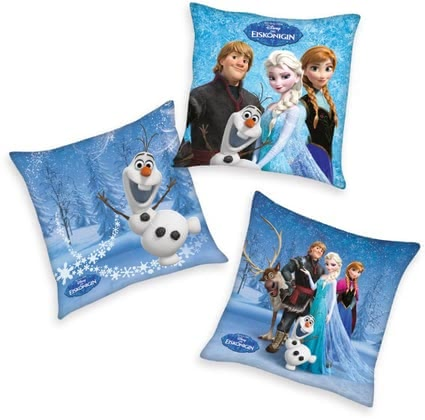 Decorative cushion Frozen 2016 - large image