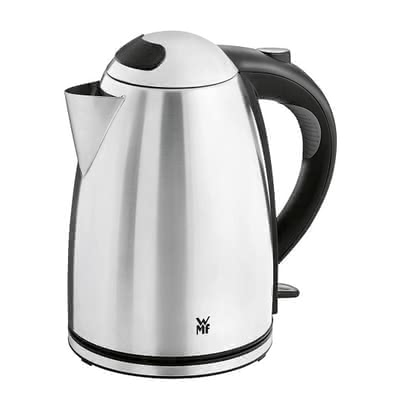 WMF Kettle Stelio - The WMF Kettle STELIO boasts timeless and chic design and high performance. It has a capacity of 1.7 litres.