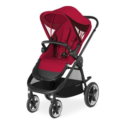 Cybex poussette of Balios M Rebel Red - red 2018 - Image de grande taille