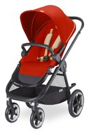 Cybex Stroller Balios M - The Cybex strollers of Balios M excels in comfort, ease of handling and chic design. That lightweight aluminum framescores with flexibility.