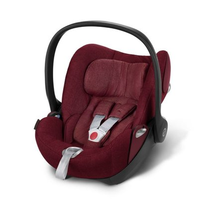 Cybex Platinum Babyschale Cloud Q Plus Infra Red - red 2017 - Großbild