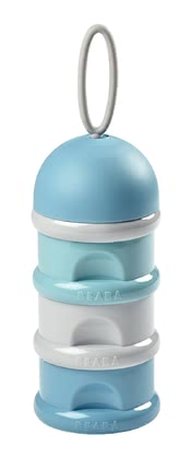 Béaba便攜式分裝奶粉盒 -  * The Béaba Scoop for Formula makes the exciting everyday life with a baby a lot easier. Simply prepare the formula you need throughout the day for at home or on the go beforehand.