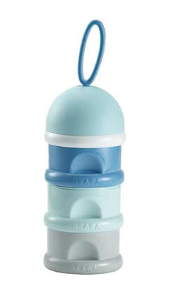 Béaba Milk powder portioner - The Béaba milk powder scoop facilitates the often turbulent everyday baby life.
