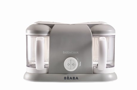 Béaba Babycook Duo - Thanks to the Béaba Babycook duo are the steam cooking, mixing, thawing and heating even easier you will.