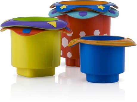 Nuby stacking cups 2016 - large image