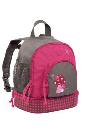 Lässig rucksack mini backpack -  The mini backpack by Lässig is essential for holidays, in kindergarten or for a visit at grandma's and grandpa's house