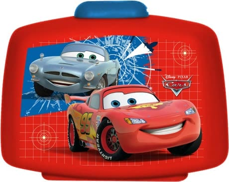 Cars lunch box 2016 - large image