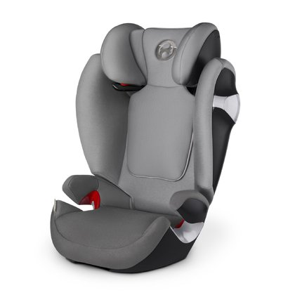 Cybex safety seat Solution M Manhattan Grey - mid grey 2017 - large image