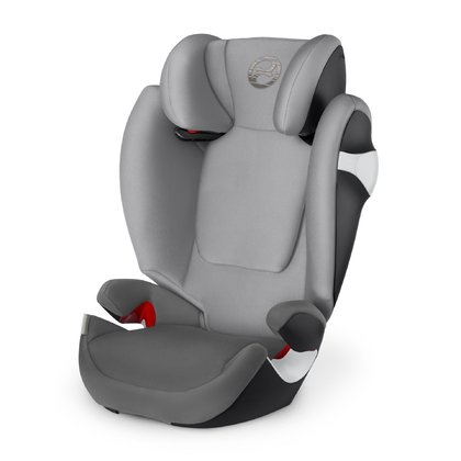 Cybex Kindersitz Solution M Manhattan Grey - mid grey 2018 2018 - Großbild