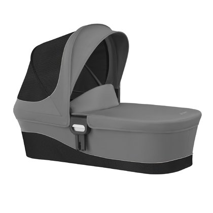 Cybex Carry Cot M Manhattan Grey - mid grey 2017 - Image de grande taille