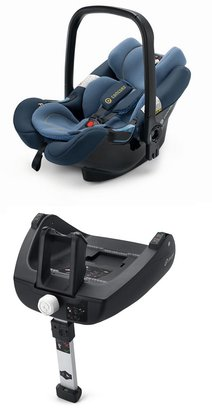 Concord Babyschale AIR.SAFE inklusive Airfix Isofix-Base Denim Blue 2015 - Großbild